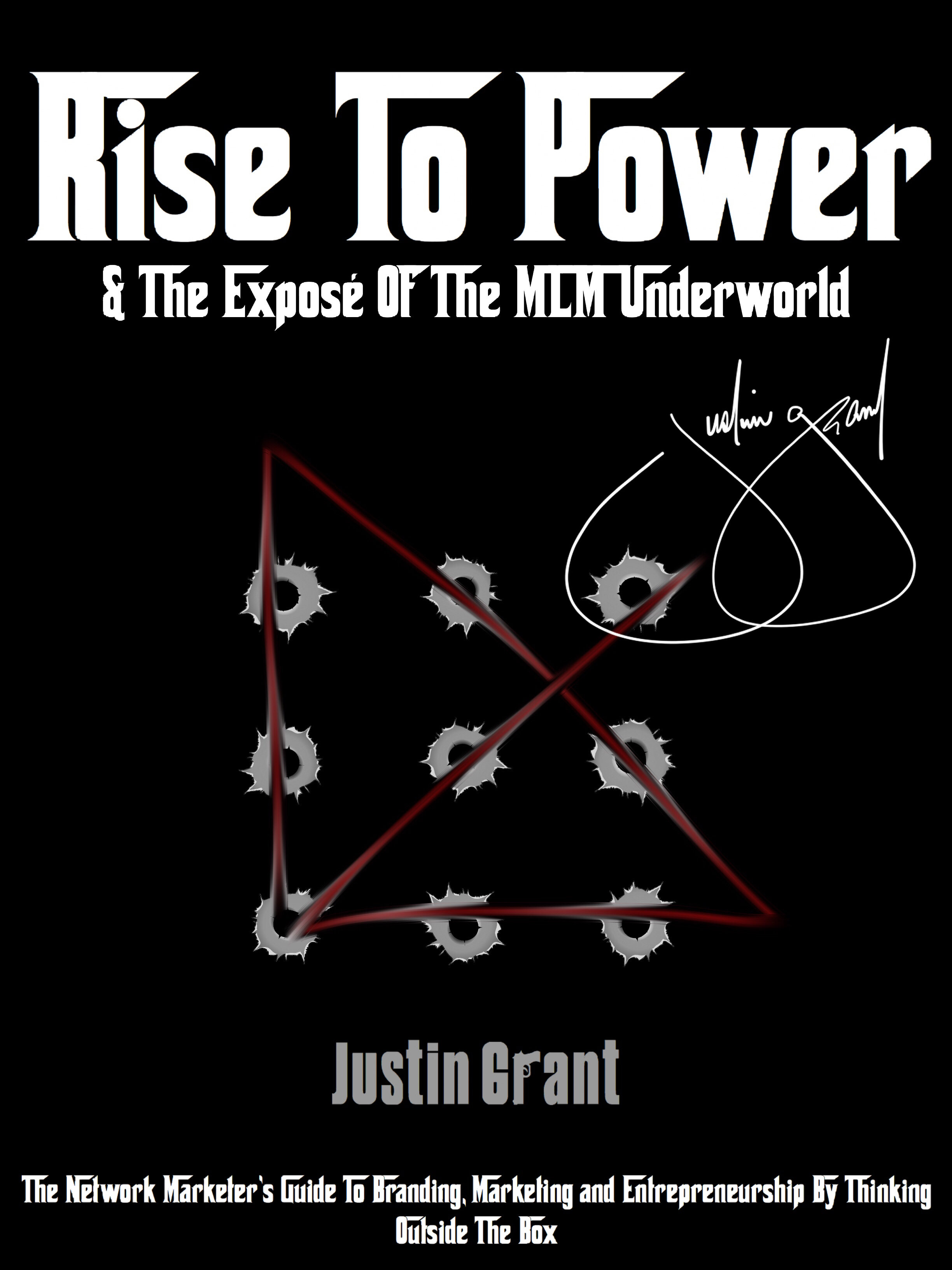 Rise To Power (Hardcover) Signed Edition RTPHCSIG002