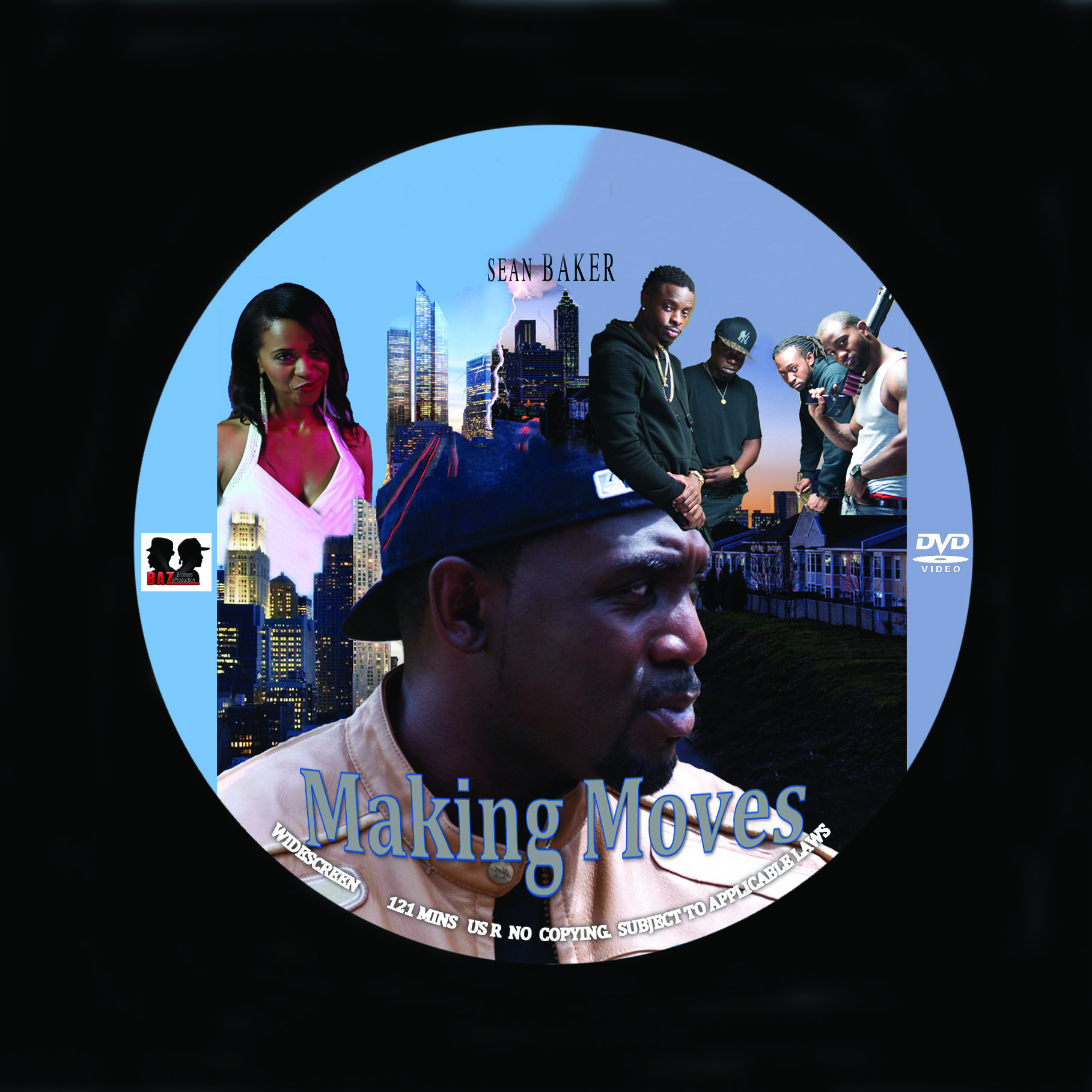 Making Moves DVD
