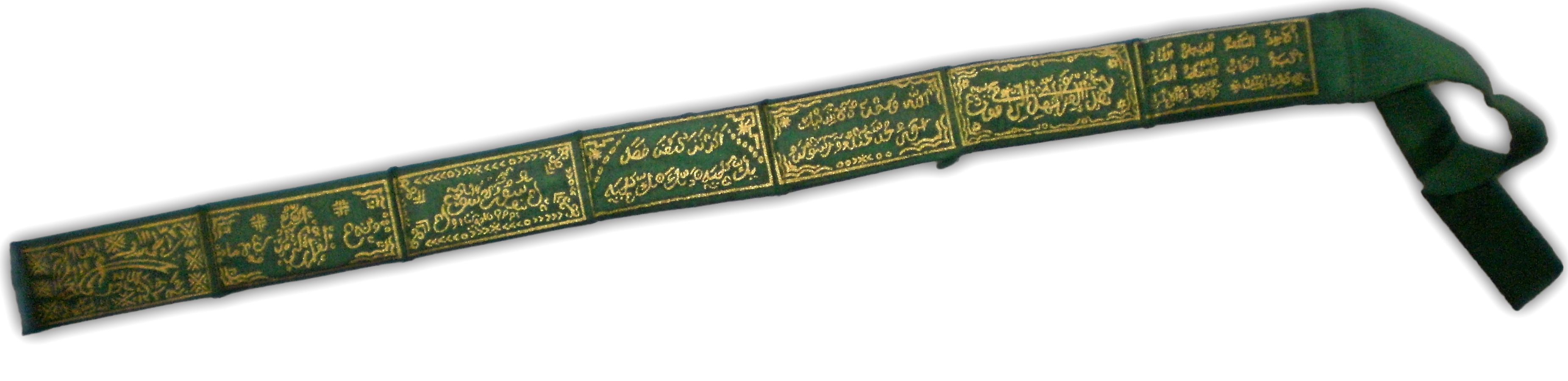 104936447 Islamic Talisman Waist Belt