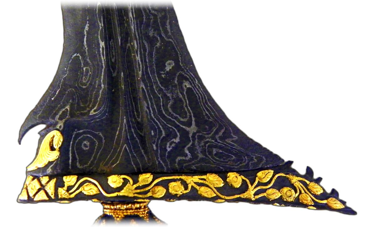 Indo buddha keris sengkelat mataram sultan agung with for Agung decoration