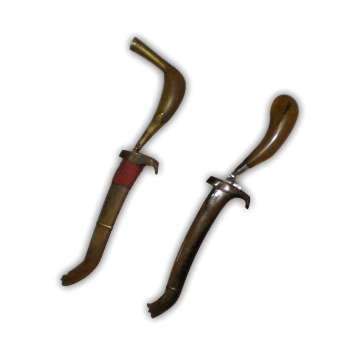 Two Rencong Dagger Set