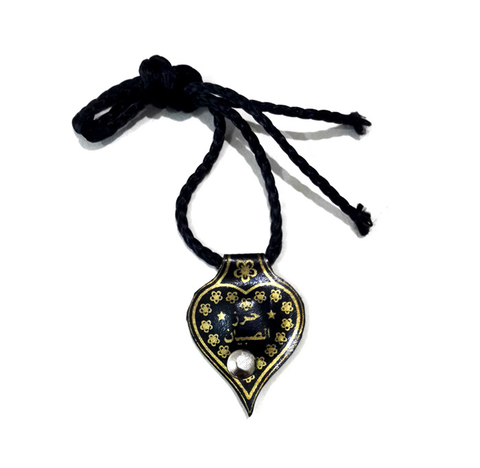 Heart-shaped locket for children