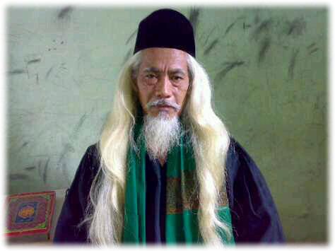 Javanese Dukun named Mbah Joyo