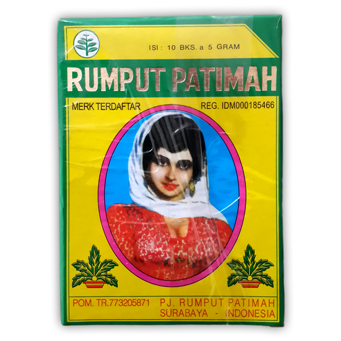 Fatima Grass Traditional Indonesian Herbal Medicine