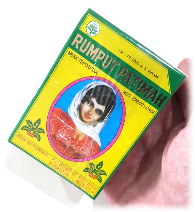 Fatimah Grass for Treatment of Menstrual Problems