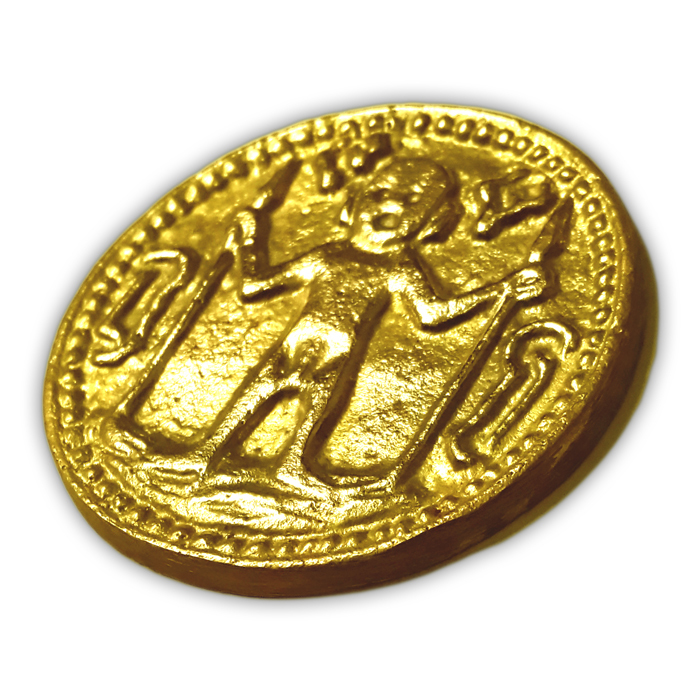 Side view of Yasin Toyol Spirit Coin
