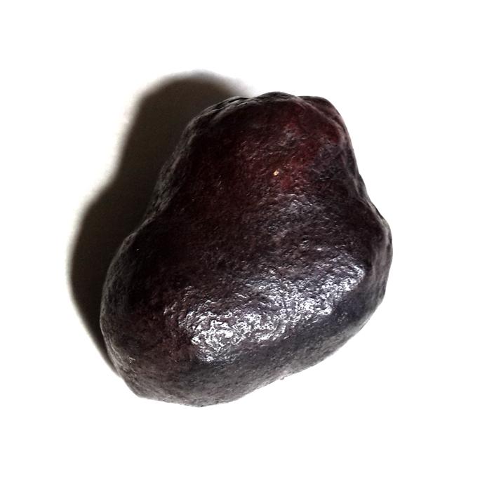 Reddish Badar Besi Stone