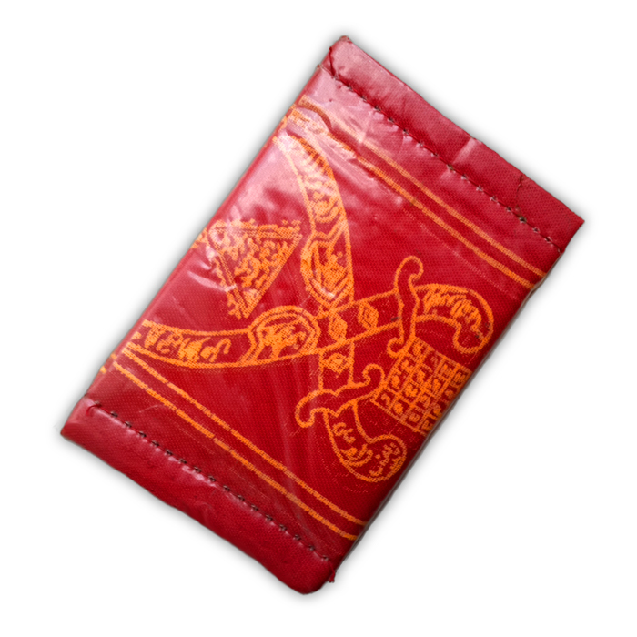 Money-making Pocket Taweez in Red Color Combination