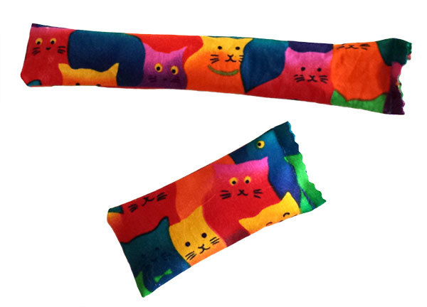 Rainbow Cat Kickers & Mini-Nips 00104