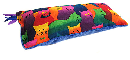 "Rainbow Cat ""Pillow"" 00100"