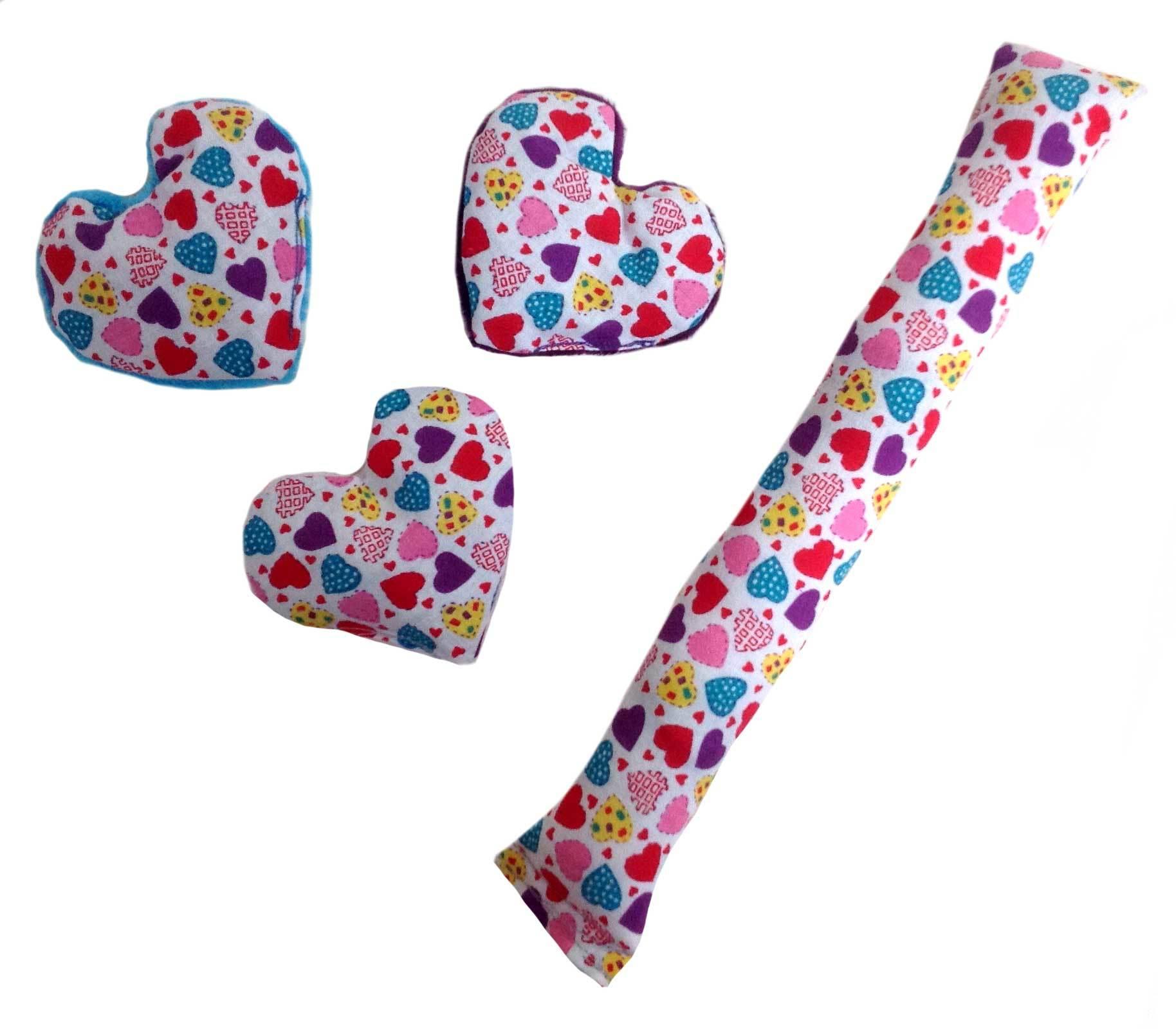 Valentines Hearts & Kickers 00199