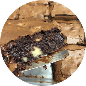 Chocolate & Walnut Brownie 112