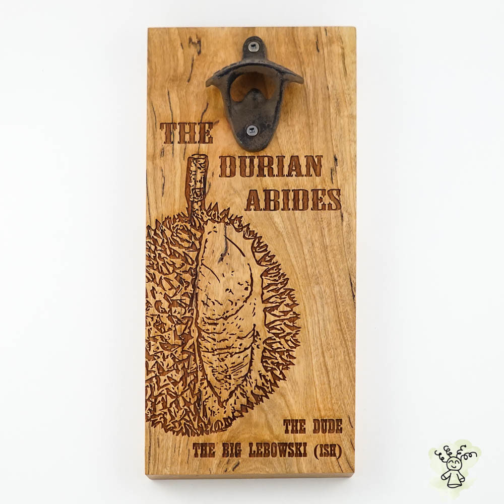 Durian Quote-ish DUISH