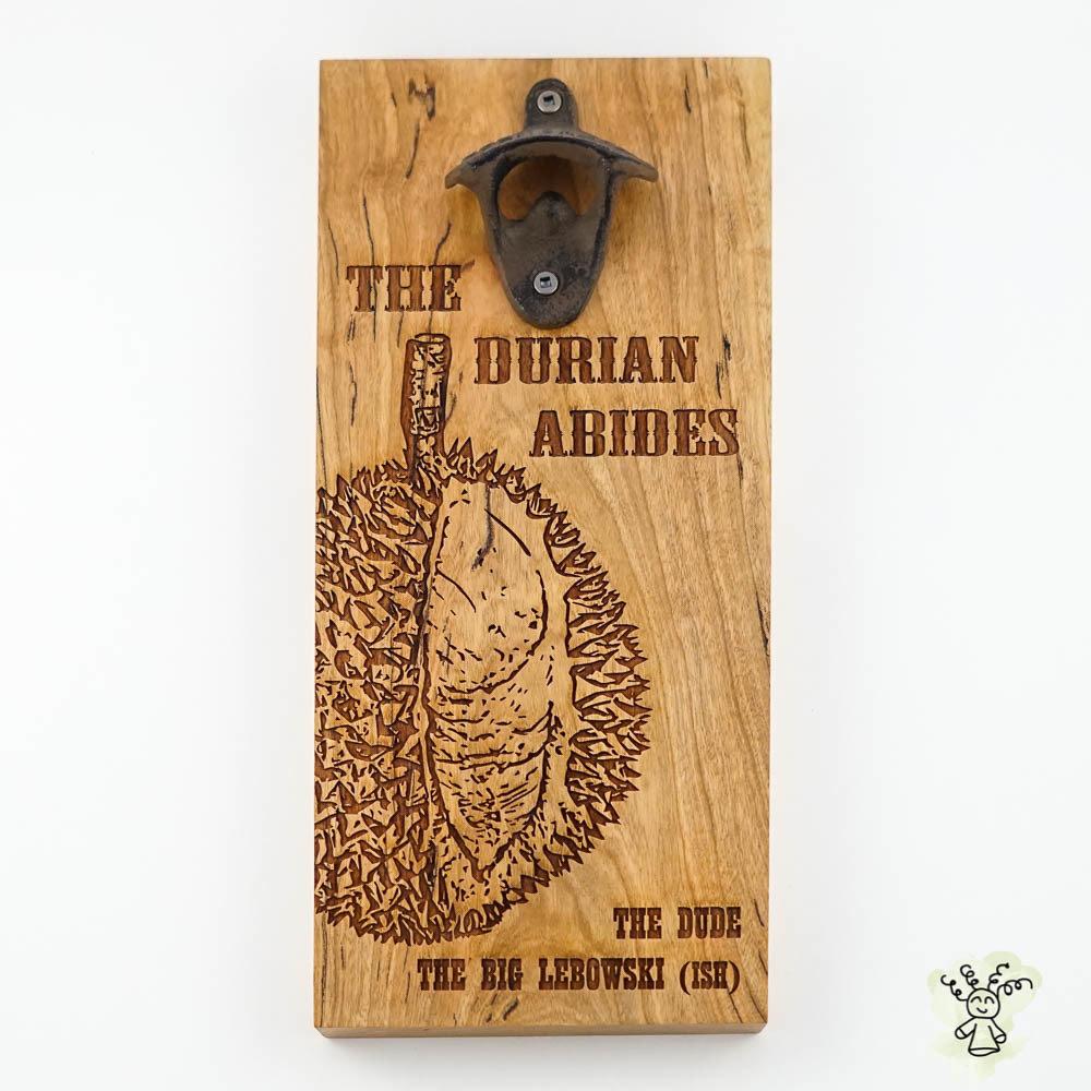 Durian Quote-ish on Gummy Cherry