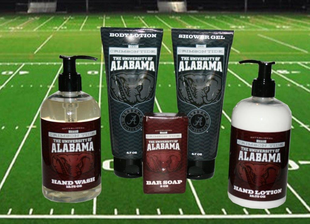 Alabama 5 pc Gift Set 00001