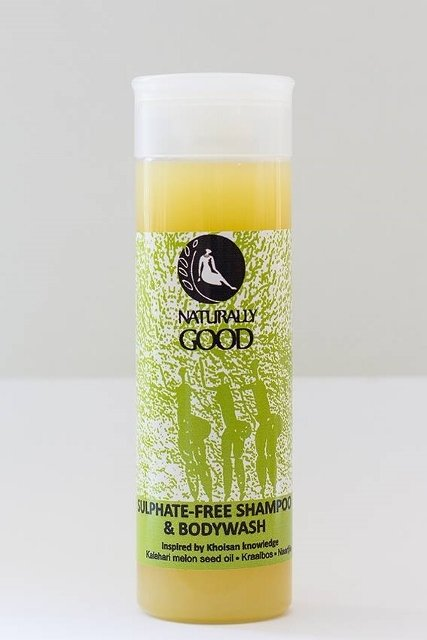 Khoisan Sulphate-Free Shampoo 250 KS250