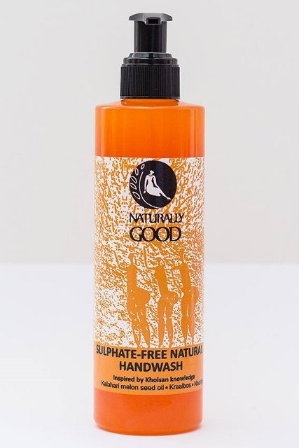 Khoisan Sulphate-Free Body  & Hand Wash 250ml KBW250