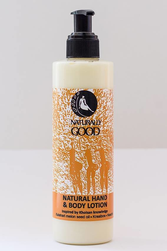 Khoisan Natural  Body Lotion KBL250