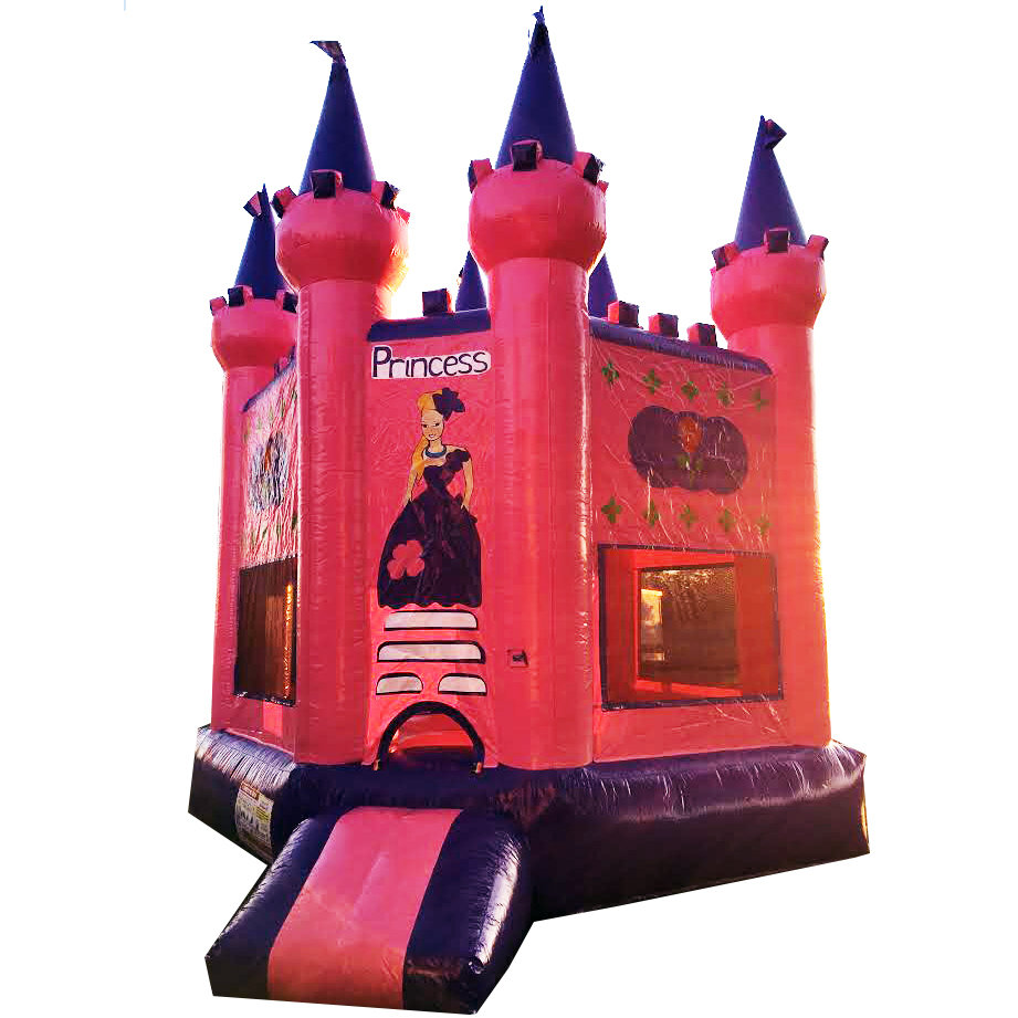 Princess Bounce House PRIN-001