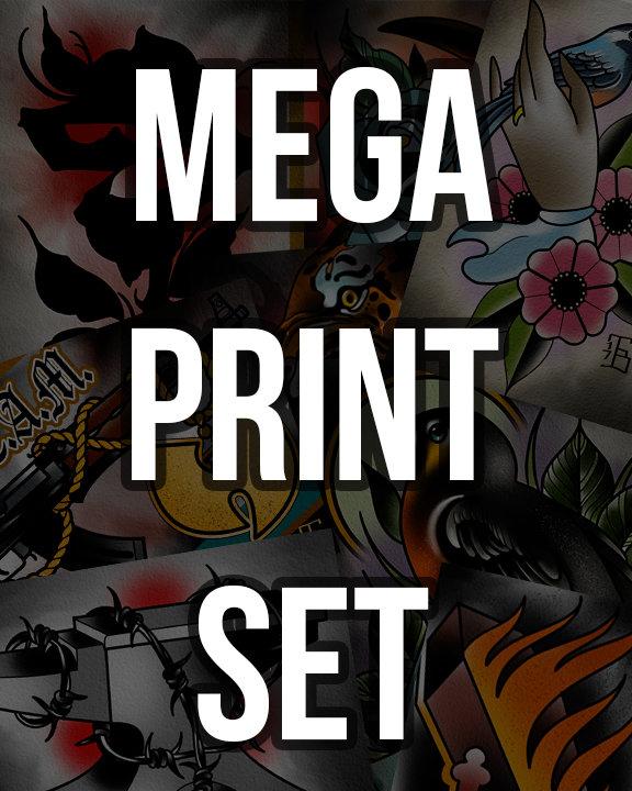 Mega Print Set 00007
