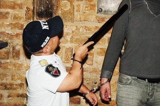 Stag Hand-cuff Dwarf or Police women