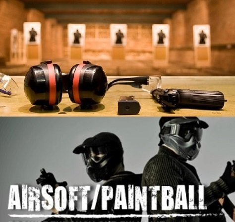 SHOOTING / PAINTBALL / AIR-SOFT SHOOTING / PAINTBALL / AIR-SOFT