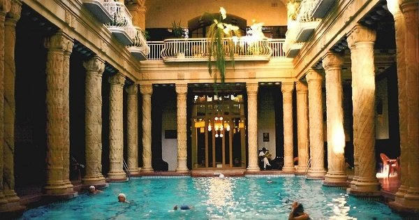 Extras: Thermal Bath All day Ticket