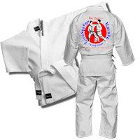 Karate Under the Christmas Tree! FREE Livingston Karate BIG Logo Uniform + January Membership (8 classes!) 00000