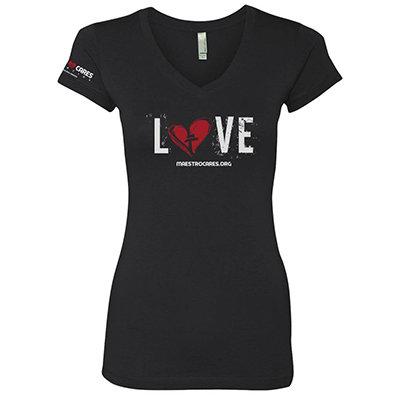 MC Love T-Shirt (Black) 00002
