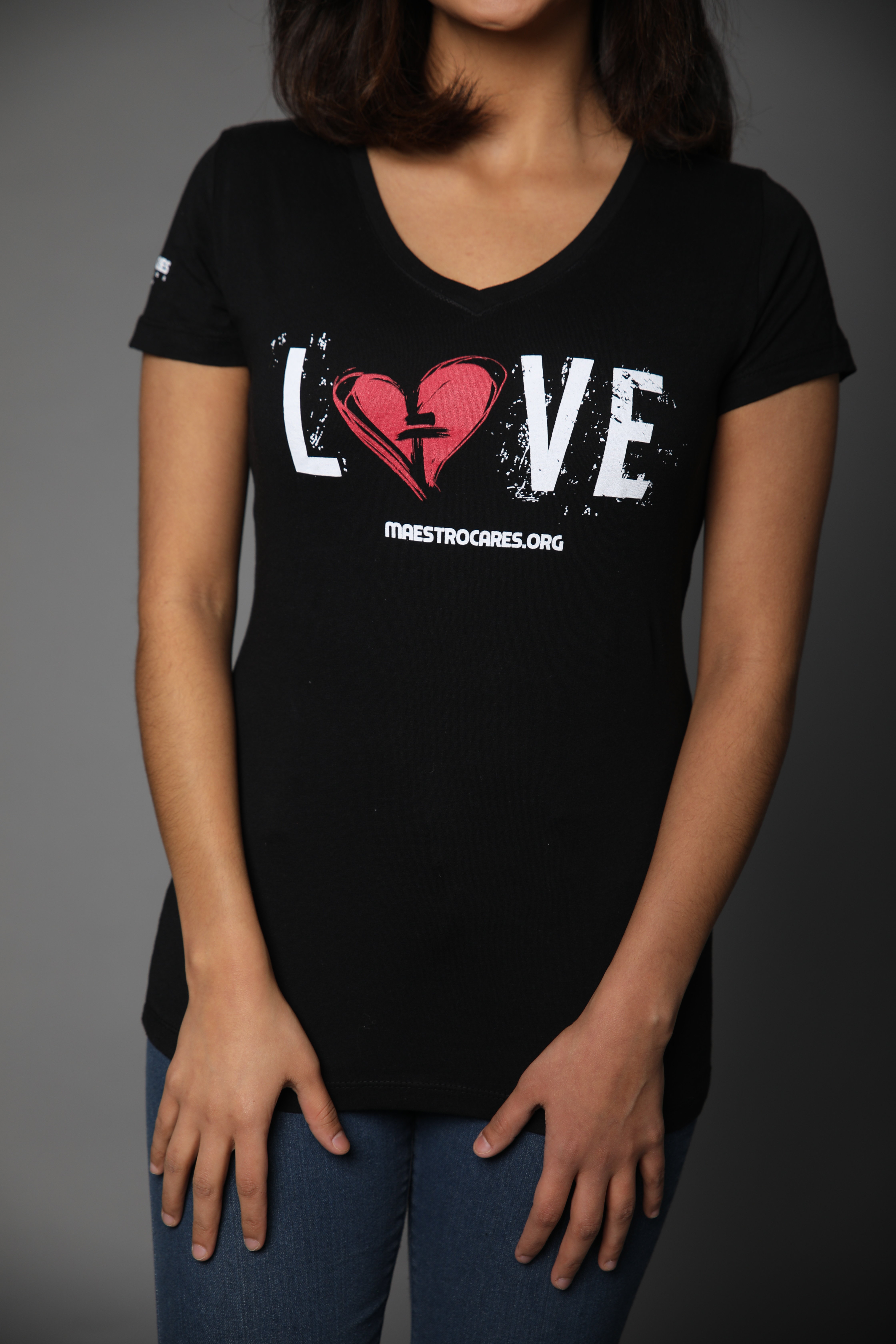 MC Love T-Shirt (Black)