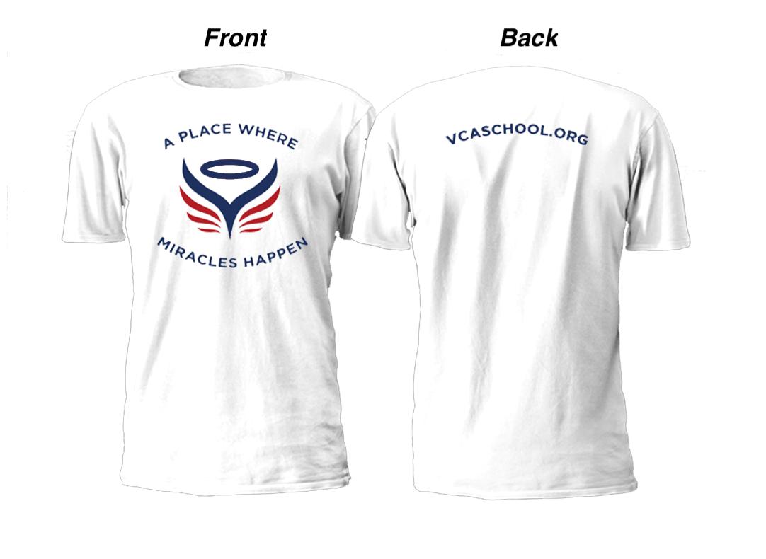 White T-Shirt 00001