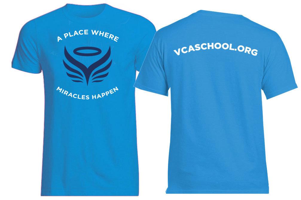 Light Blue T-Shirt 00011
