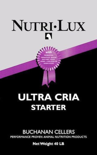 NUTRI LUX ULTRA CRIA STARTER 00038