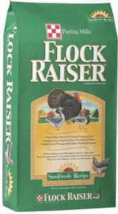 FLOCK RAISER CRUMBLE 00085