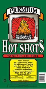 HOT SHOTS PELLET 40# 00098