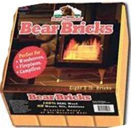 BEAR BRICKS 3 POUNDS EACH 00102