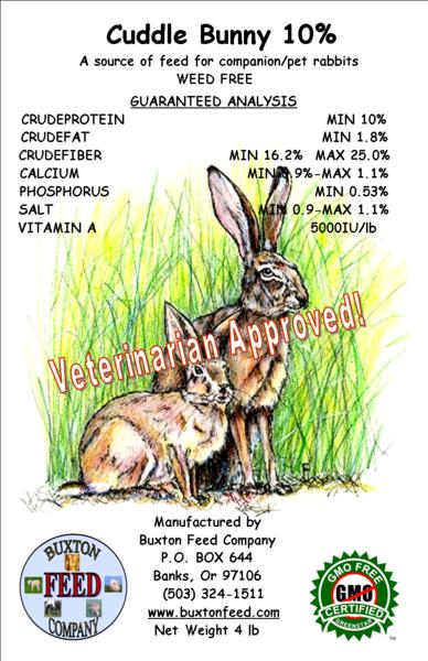 Cuddle Bunny 10% 115538