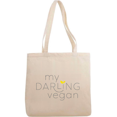 My Darling Vegan Tote Bag 00001