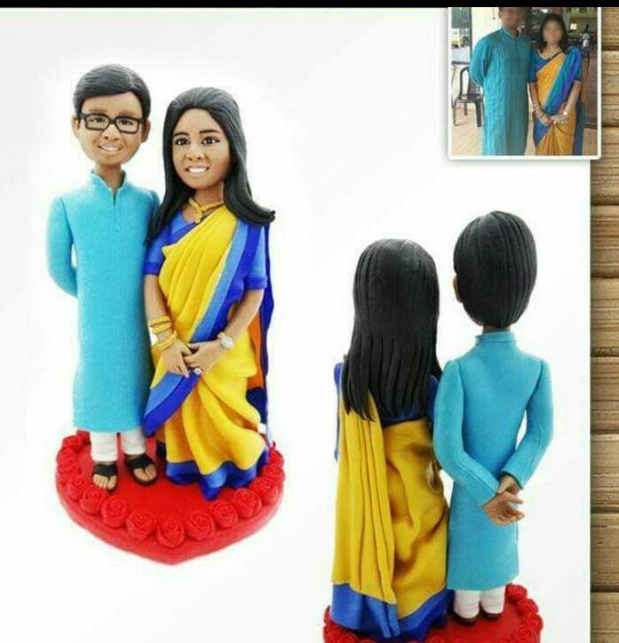 Couple Dolls