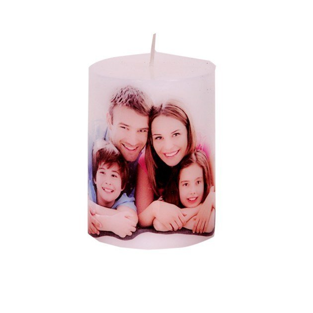 Personalised Pillar Candles 00004
