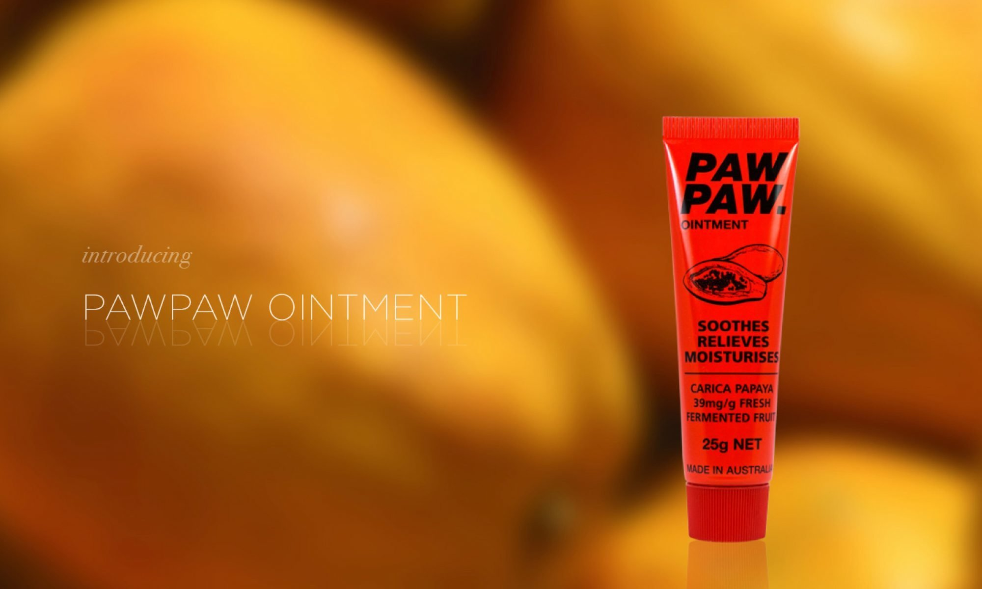 Paw Paw Cream