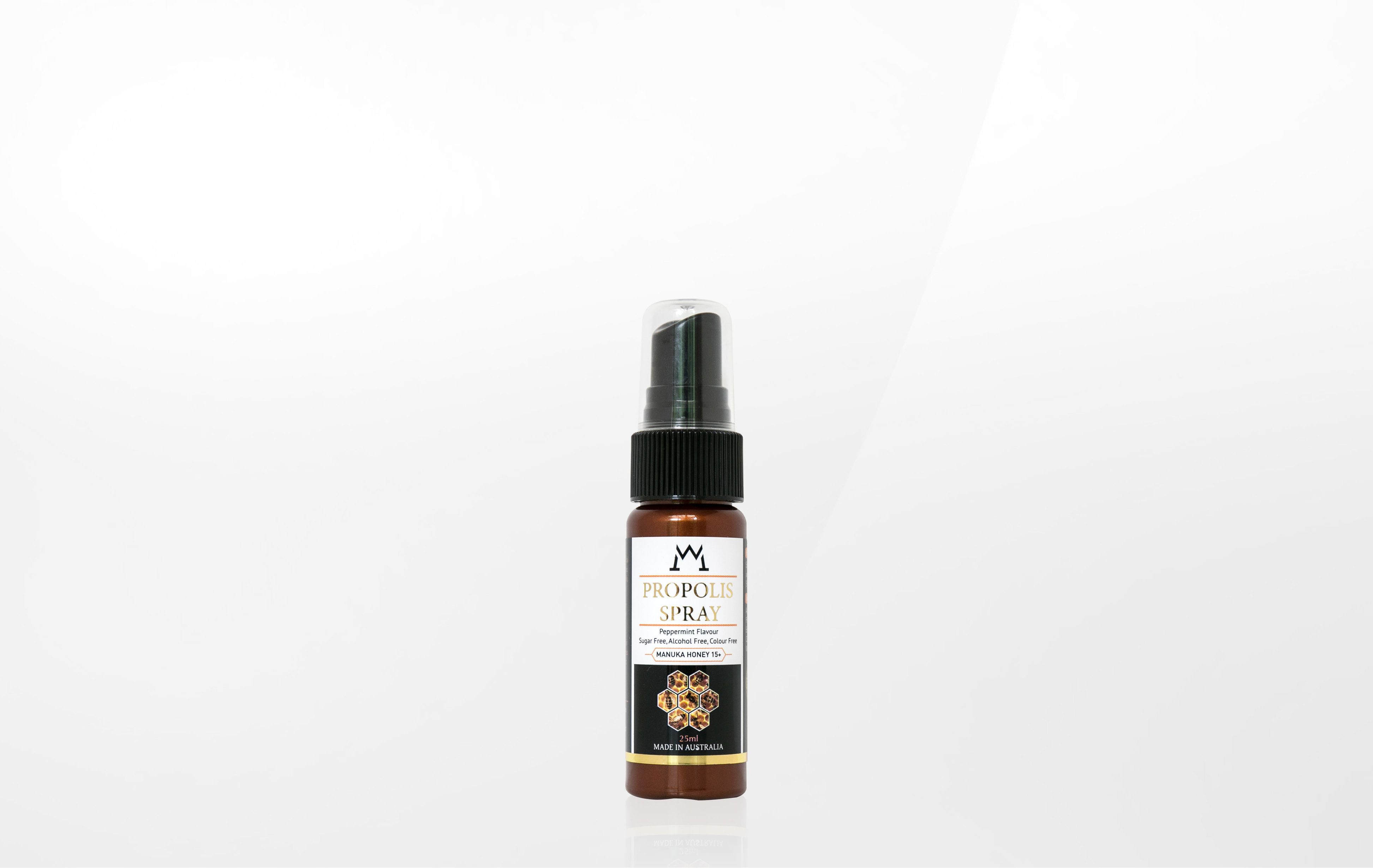 Propolis and Manuka honey 15 throat spray 006