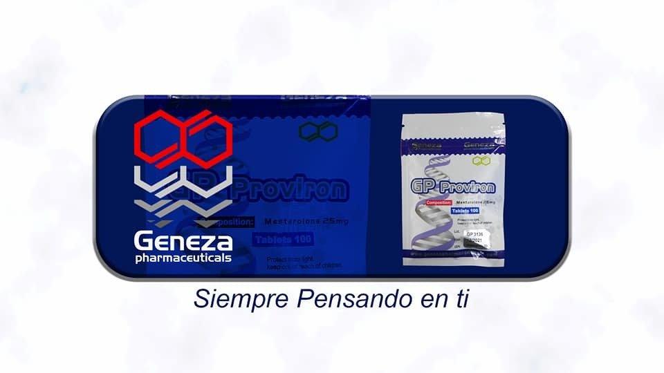Gp proviron zx 250 mg