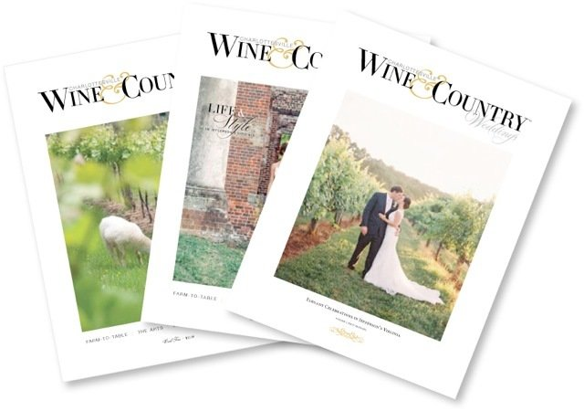 Wine & Country Weddings & Living 2017 | Vol 3, Book 4 & Book 5 00005