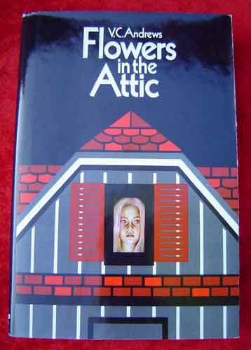 Flowers In The Attic Vc Andrews First Printing Very Fine