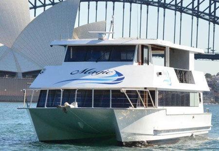 Magic NYE Sydney Harbour Cruise Ticket