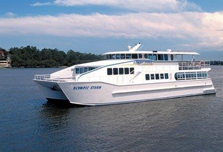 Eclipse NYE Sydney Harbour Cruise Ticket