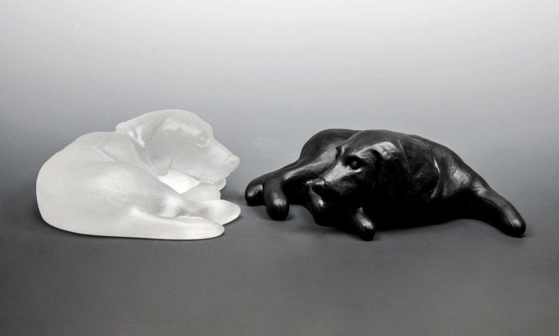 Kyoka's Lab Sculpture - Clear 0010