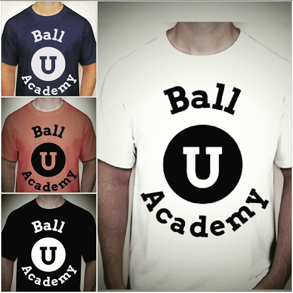 Ball U Academy -Adult Tee 00006