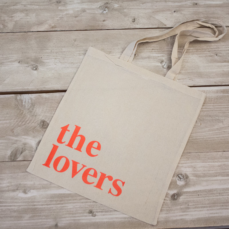THE LOVERS BAG – neon rot 00007